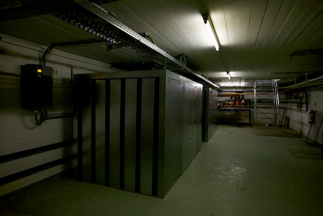 Høje Taastrup Fjernvarme A.m.b.a - Varmecentral Malervej - JPH